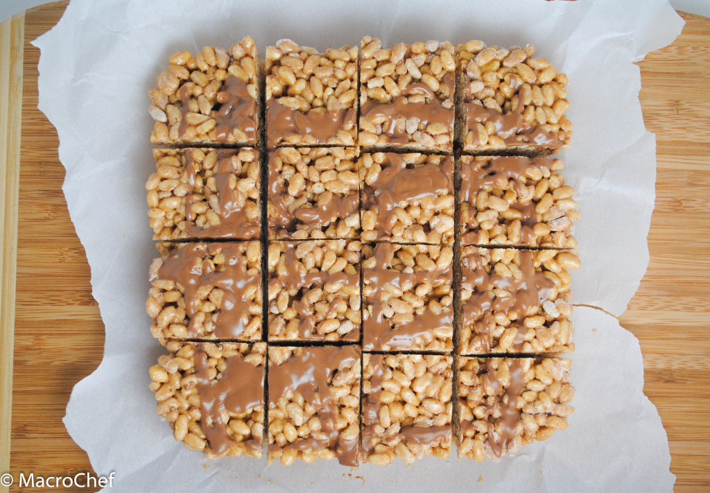filled and no nutritional value rice crispy treats. The brown rice ...